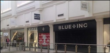 3,389 SF Shopping Centre Unit for Rent  |  Unit 64-65, County Mall Shopping Centre, Crawley, RH10 1FD