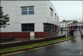 620 SF High Street Shop for Rent  |  Furness House, Barrow In Furness, LA14 1HN