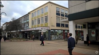 3,230 SF High Street Shop for Rent  |  19 - 21 Queensway, Crawley, RH10 1EB