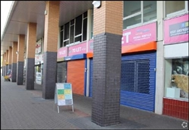 732 SF Shopping Centre Unit for Rent  |  Churchill Shopping Centre, Dudley, DY2 7AE