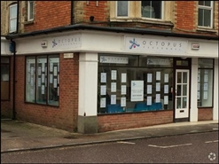 498 SF High Street Shop for Rent  |  Unit 1, The Courtyard, Gillingham, SP8 4QX