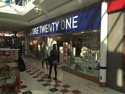 2,899 SF Shopping Centre Unit for Rent | 87/88 Raven Way Salford Shopping Centre, Salford, M6 5HT