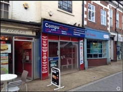 269 SF High Street Shop for Rent  |  87A High Street, Bromsgrove, B61 8AQ