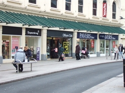 2,036 SF Shopping Centre Unit for Rent  |  Unit 17a, 59 Fleet Street, Torquay, TQ2 5EB