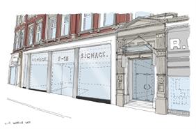 3,108 SF High Street Shop for Rent  |  9-13 Wheeler Gate, Nottingham, NG1 2NE