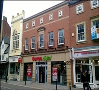 8,511 SF High Street Shop for Rent  |  8 High Street, Doncaster, DN1 1ED