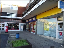 673 SF Shopping Centre Unit for Rent  |  2164A Wells Green Shopping Centre, Sheldon, B26 3JB