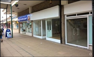 464 SF Shopping Centre Unit for Rent  |  Unit 1a, Belvoir Shopping Centre, Coalville, LE67 3XB