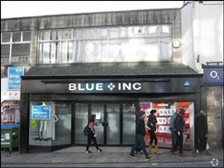 1,850 SF High Street Shop for Rent   110 Market Jew Street, Penzance, TR18 2LE