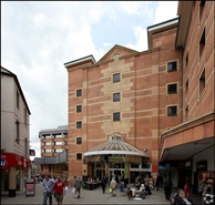 1,158 SF Shopping Centre Unit for Rent  |  Rochdale Exchange Shopping Centre, Rochdale, OL16 1EA