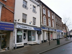 694 SF High Street Shop for Rent  |  12 Fore Street, Tiverton, EX16 9ND