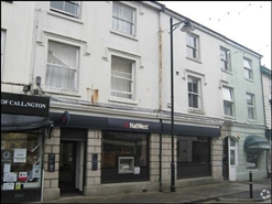 2,869 SF High Street Shop for Sale  |  45 Fore Street, Callington, PL17 7AH