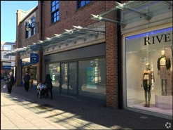 1,126 SF Shopping Centre Unit for Rent  |  Unit 36, Wellington Square, Stockton On Tees, TS18 1RG