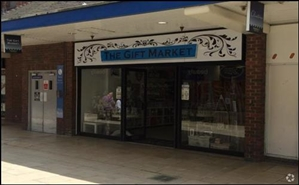 935 SF Shopping Centre Unit for Rent  |  Unit 34, St Georges Shopping Centre, Gravesend, DA11 0TA