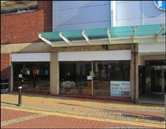 1,328 SF Shopping Centre Unit for Rent  |  Nicholsons Shopping Centre, Maidenhead, SL6 1LB