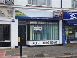 490 SF High Street Shop for Rent  |  247 Ewell Road, Surbiton, KT6 7AA