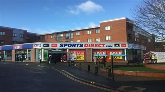 4,373 SF High Street Shop for Rent  |  Unit 1-2, Royal Oak Court, Market Drayton, TF9 3AX