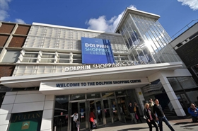 675 SF Shopping Centre Unit for Rent  |  Unit 85, Dolphin Centre, Poole, BH15 1SR