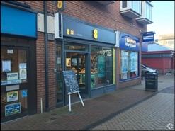 396 SF High Street Shop for Rent  |  3A New Market Street, Chorley, PR7 1BY