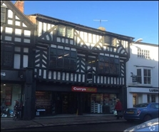 2,068 SF High Street Shop for Rent  |  30 High Street, Stratford Upon Avon, CV37 6AU