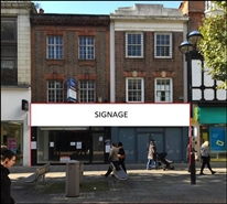 1,065 SF High Street Shop for Rent  |  83 North End, Croydon, CR0 1TJ