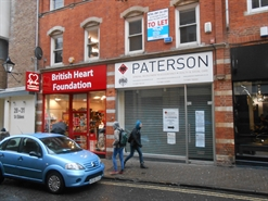 736 SF High Street Shop for Rent  |  33 St Ebbes Street, Oxford, OX1 1PU
