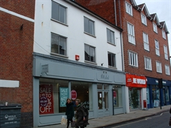 1,100 SF High Street Shop for Rent  |  52 54 New Canal, Salisbury, SP1 2AQ