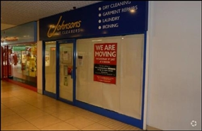 1,018 SF Shopping Centre Unit for Rent  |  Unit 1, Kingsgate Shopping Centre, Dunfermline, KY12 7QA