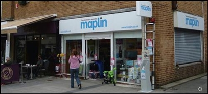 1,397 SF High Street Shop for Rent | 10 Cornwall Street, Plymouth, PL1 1LP