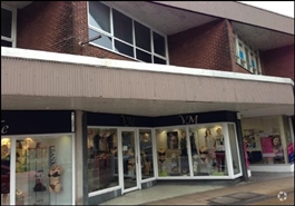 676 SF High Street Shop for Rent  |  4 Keirby Walk, Burnley, BB11 2DE