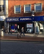 1,707 SF High Street Shop for Rent  |  88 Above Bar Street, Southampton, SO14 7DT