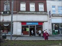 1,980 SF High Street Shop for Rent | 67 New George Street, Plymouth, PL1 1RJ