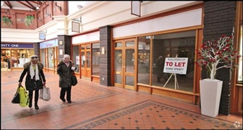 358 SF Shopping Centre Unit for Rent  |  Unit 20, Victoria Centre, Llandudno, LL30 2NG