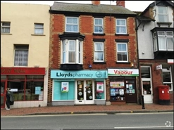 862 SF High Street Shop for Rent  |  17 Market Street, Abergele, LL22 7AG