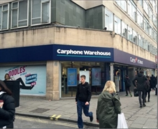 4,298 SF High Street Shop for Rent  |  82-88 Oxford Street, London, W1