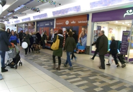 1,460 SF Shopping Centre Unit for Rent  |  SU33A, Kingsway Shopping Centre, Newport, NP20 1EU