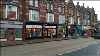 610 SF High Street Shop for Rent  |  128 Sidwell Street, Exeter, EX4 6RY
