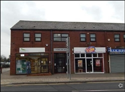 613 SF High Street Shop for Rent  |  Unit 1, Lambourne House, Burntwood, WS7 2BX