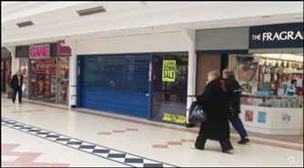 986 SF Shopping Centre Unit for Rent  |  Unit 7, The Bridges Shopping Centre, Sunderland, SR1 3DR