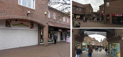 1,011 SF Shopping Centre Unit for Rent  |  16 The Grove Shopping Centre, Witham, CM8 2YT