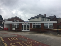 727 SF High Street Shop for Rent  |  The Bus Station, Heswall, CH60 0AL