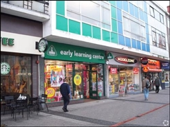 1,437 SF High Street Shop for Rent  |  83 Above Bar Street, Southampton, SO14 7FG
