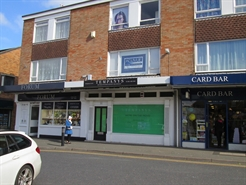 871 SF High Street Shop for Rent  |  184D Lower Blandford Road, Broadstone, Poole, BH18 8DP
