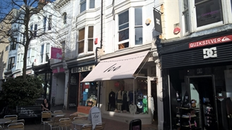 524 SF High Street Shop for Rent  |  30 Duke Street, Brighton, BN1 1AG
