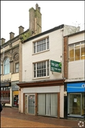 1,052 SF High Street Shop for Rent  |  107 High Street, Kings Lynn, PE30 1DW