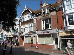 2,834 SF High Street Shop for Sale  |  9 - 10 St Thomas Street, Weymouth, DT4 8EW
