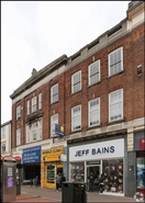368 SF High Street Shop for Rent  |  30 Park Street, Walsall, WS1 1NG