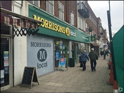 2,706 SF High Street Shop for Rent  |  97 - 99 High Street, Ruislip, HA4 8JN
