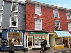 High Street Shop for Sale  |  83 Fore Street, Kingsbridge, TQ7 1AB