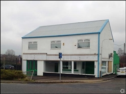 2,263 SF Out of Town Shop for Rent  |  22 - 24 Station Road, Chesterfield, S41 9AQ